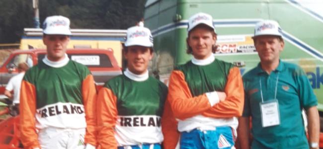 Irish MXoN Stories: Brian Dinneen