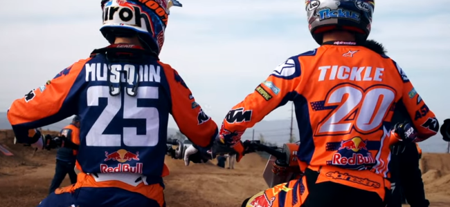 Video: KTM's are awesome ft Herlings, Cairoli, Simpson and more