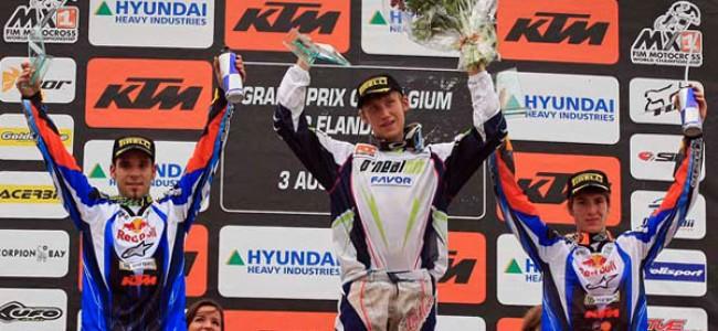 Interview: Gert Krestinov on THAT GP win at Lommel