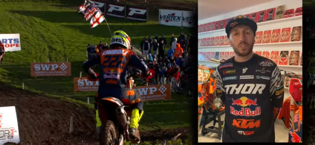Video: MXGP riders on these tough times