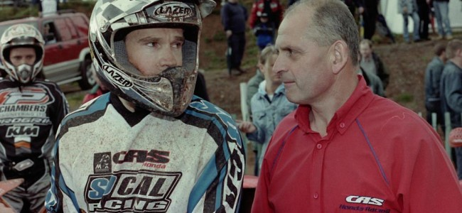 Interview: Paul Cooper – reflects on his GP career and British titles