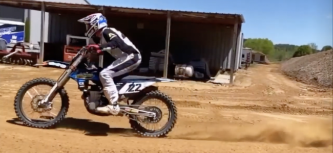 Video: Chad Reed – on the KTM