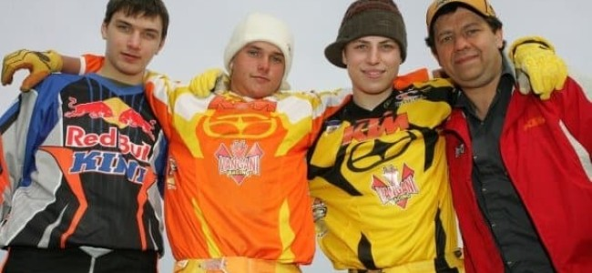 Interview: Tinus Nel on running his Vangani Motocross team