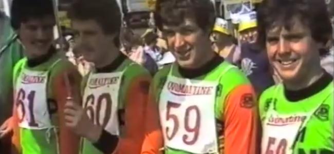 Irish Motocross Des Nations Stories: Geoff Leaney