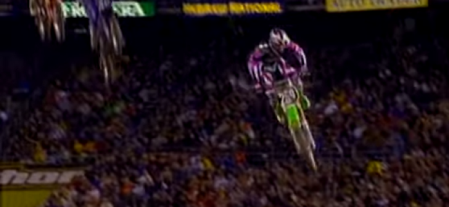 Video: 125 2002 AMA Supercross season review – James Stewart's rookie SX season