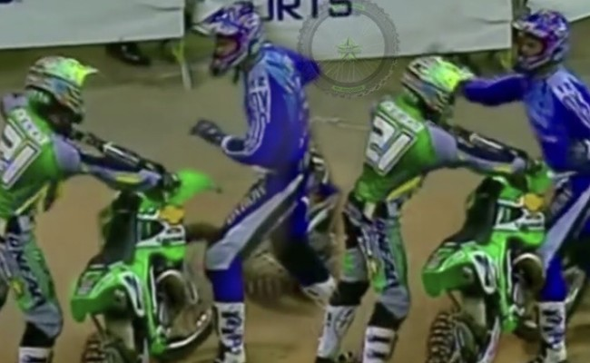 Video: When tempers flare!