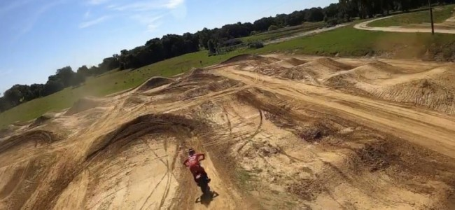 Video: Wilson and Lawrence doing supercross