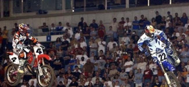 Video: Salt Lake City 2003 – Reed v Carmichael – fireworks!