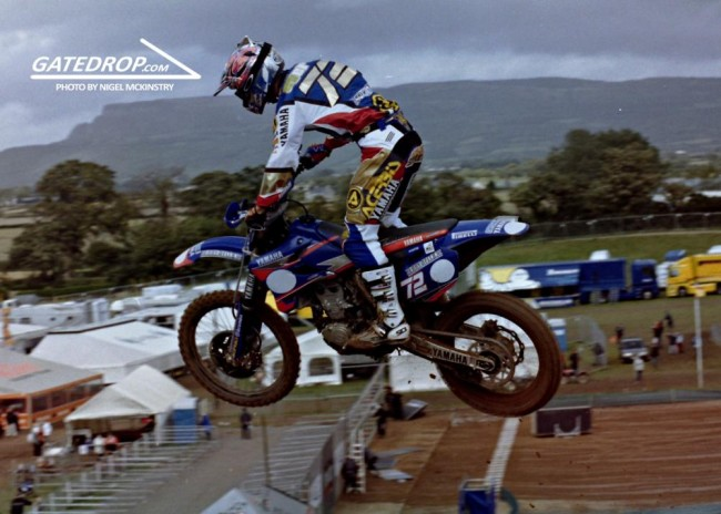 Video: Ballykelly Irish MXGP 2004 – Everts and Townley crowned world champs!