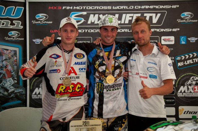 Julien Bill on racing MX3 and becoming World Champ
