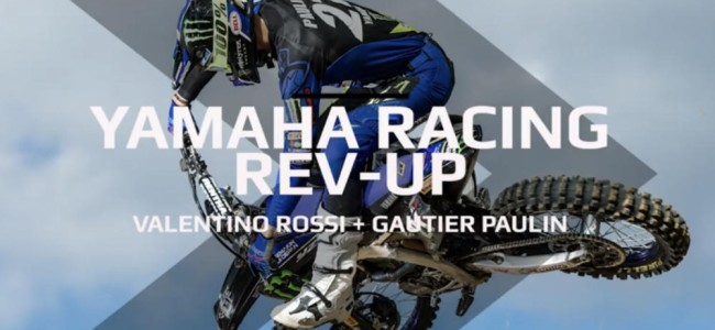 Video interview: Valentino Rossi and Gautier Paulin!