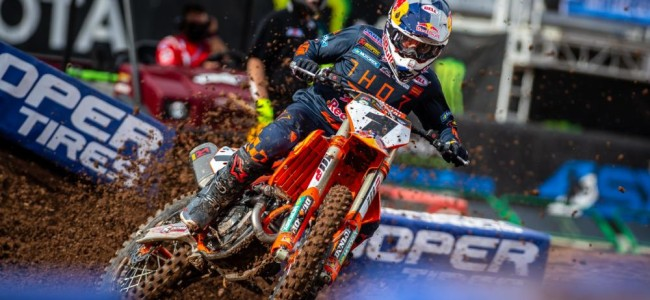Supercross results Salt Lake City – Webb wins!