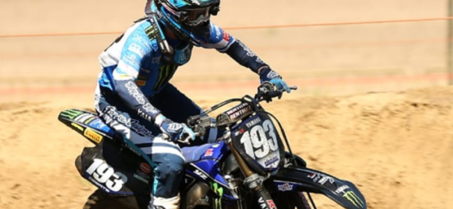 Video: Jago Geerts – First ride back on the track