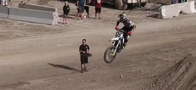 Video: Dean Wilson's last day riding before Supercross return