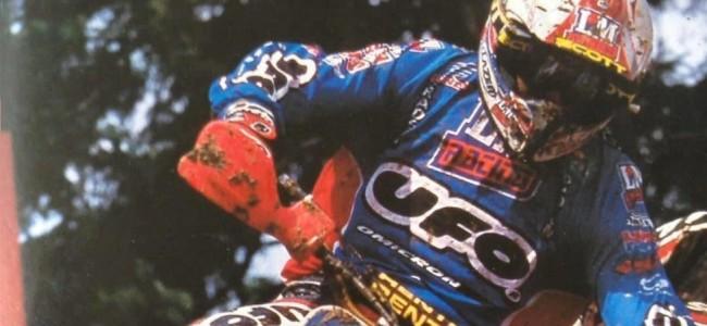 Mark Jones on THAT podium 21 years ago!