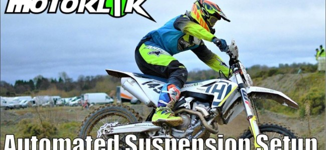 Video: Space technology helping Motoklik guide the next generation of Motocross Bikes