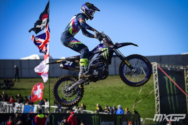 Gautier Paulin on the prospect of three Grands Prix in one week