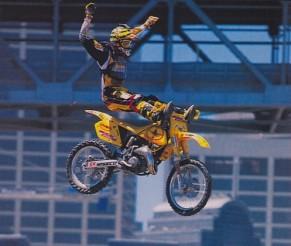 Video: Travis Pastrana – aged 15 at Gravity Games 1999