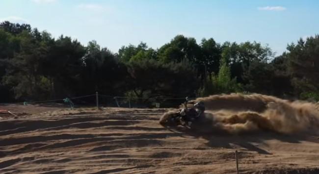 Video: Jeremy Seewer back on the bike – Lommel
