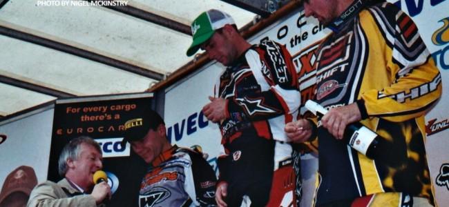 Christian Burnham on hitting rock bottom after his Motocross career