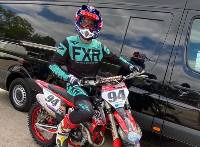 Sven van der Mierden to race a GasGas