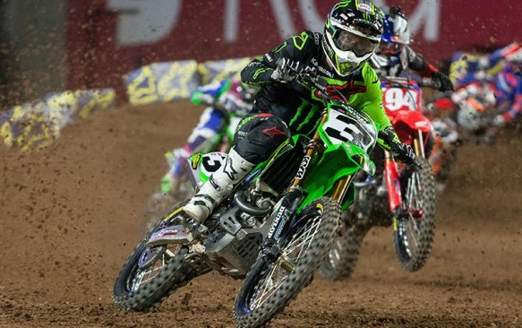 Supercross preview – resumption of the title pressure!