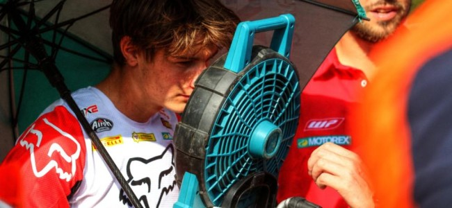 Längenfelder impresses on his return to racing – podium