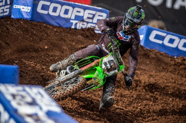 Adam Cianciarulo update: Tired of hitting the ground