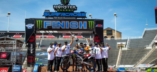 Ferrandis on winning back to back SX titles: Big big dream come true