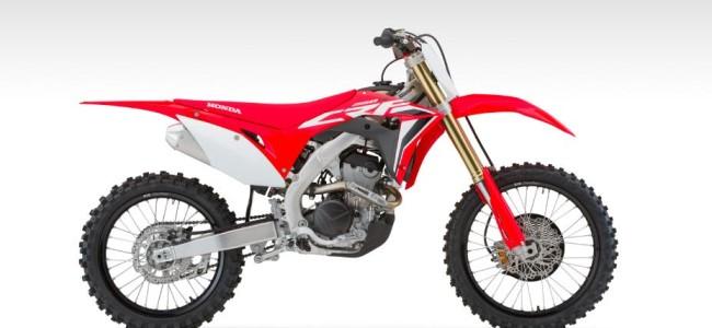 Honda CRF 2021 Models – More information