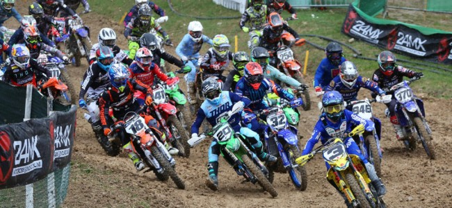 Three rounds of French Elite Motocross in 2020