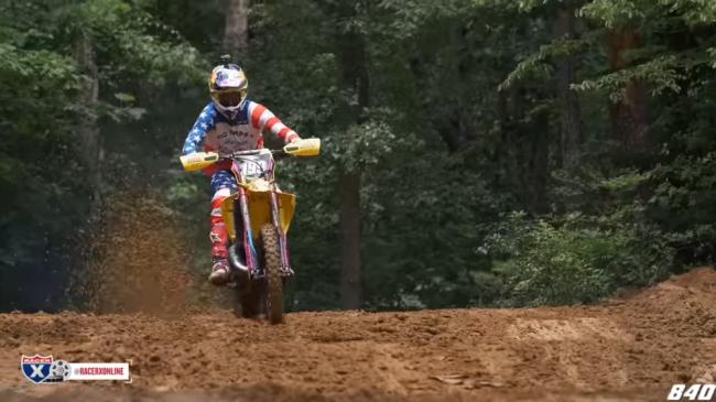 Video: Pro two-stroke riding ft Barcia, Roczen, Pastrana, Stewart, Carmichael