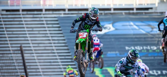 Tomac on his amazing ride through the field at SLC6