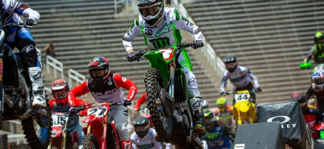 Video: SLC7 – 250SX and 450SX Main Events