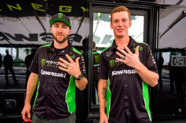 Tomac and Cianciarulo stay green for 2021