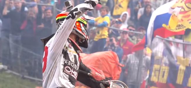 Video: Tim Gajser's journey on becoming World Champion