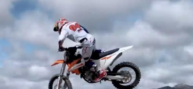 Video: Dovizioso's American motocross adventure