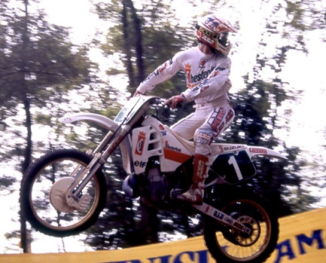 Video: 1990 Fastcross – Puzar beats the Americans!