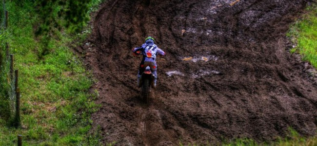 Gallery: GP riders putting in the laps at Pacov in Czech Republic