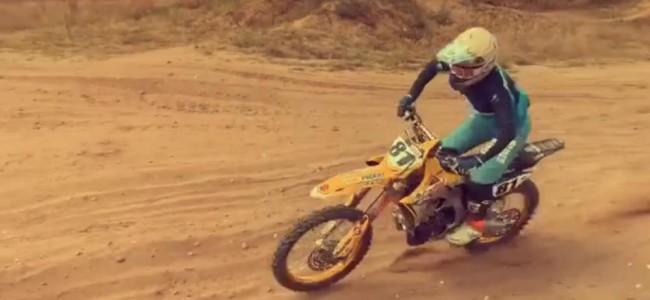 Video: Hsu in the sand