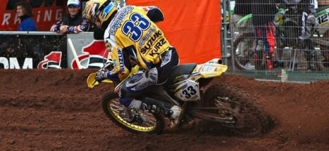 Interview blast from the past: Lauris Freibergs – Former European Champ!