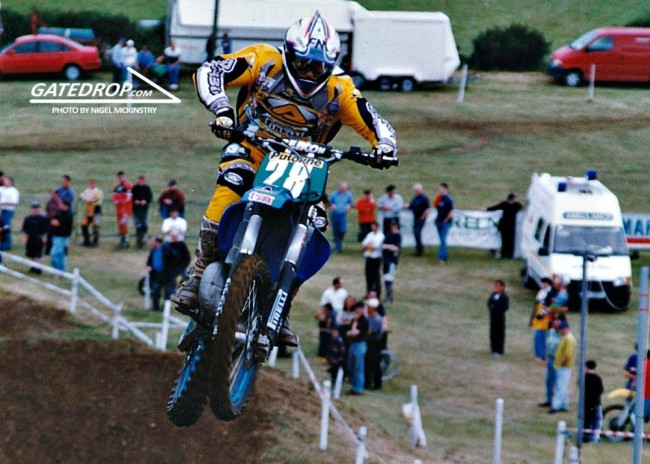 Interview: Justin Morris on British riders mentalities and his career