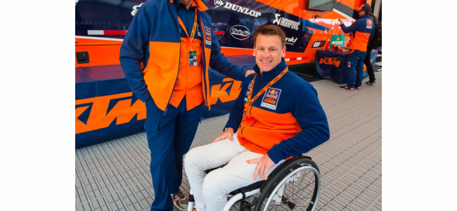 Roger De Coster inks KTM contract extension