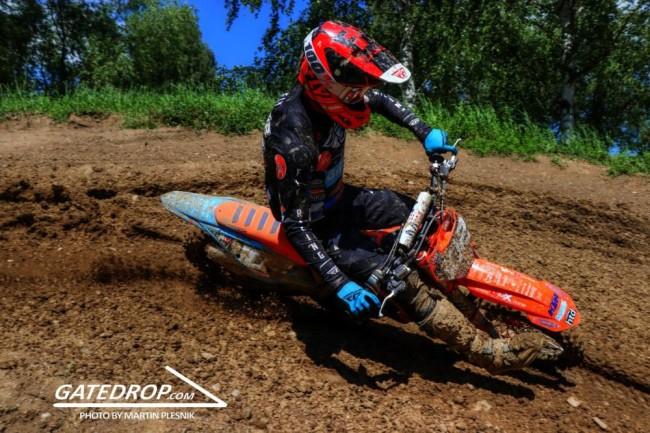 Video: JD Gunnex KTM in action at Kaplice