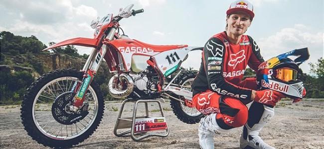 Taddy Blazusiak signs with GasGas