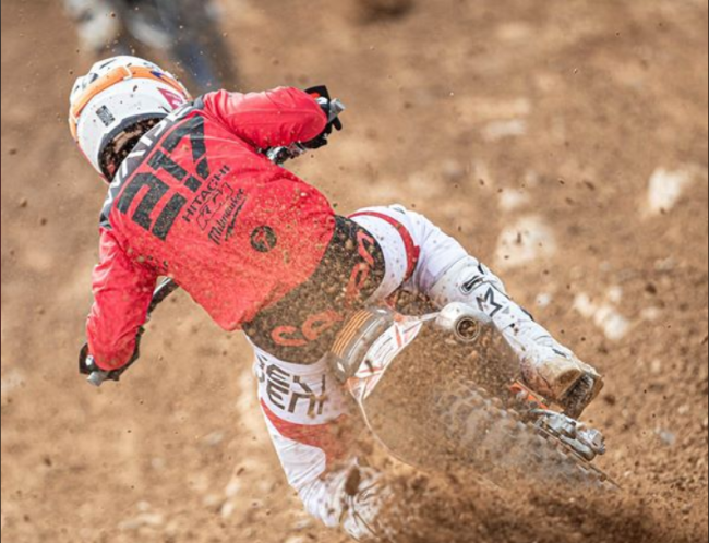 Interview: Eddie Jay Wade on dealing with his injuries and racing the 250cc
