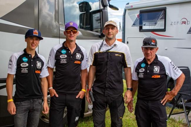 Interview: Richard Gironi – Czech Motocross
