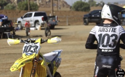 Video: Anstie getting ready for US nationals