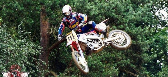 Video: Everts on a CR500 at Namur