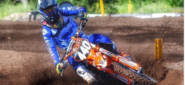 Interview: Marnique Appelt ready for EMX250 restart – rookie season